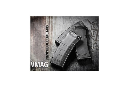 [2019] V MAG GBB Magazine for HK416 / VR16/ COLT GBB Series (BK)