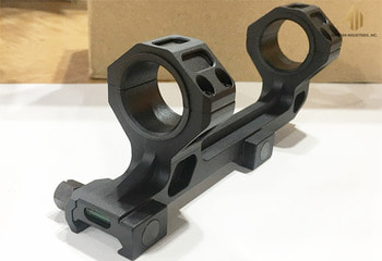 [ACM]Super Precision 30MM-25.4MM Scope Mount, BLACK_25mm-30mm 경통 호환