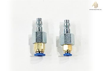 HPA Quick Disconnect Plug (6mm용, 4mm용)