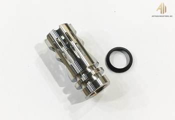 [ACM]GAMMA 556 style STAINLESS FLASH HIDER (GDR15호환).