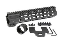 [MIDWEST INDUSTRIES]MI Combat Rail One Piece Free Float Handguard, M-LOK(TM) compatible 9.5inch (MI-CRM9.50)