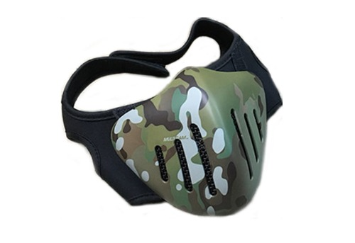 [WOSPORTS]GLORY KNIGHT MESH MASK (CP- Multicam)