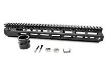 [C&C] MCMR 13 Style Rail PTW Airsoft BK.