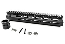 [C&C] MCMR 10 Style Rail PTW Airsoft BK