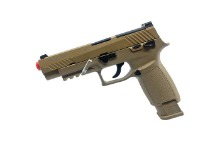 WE F17 SIGSAUER M17 P320(TAN)